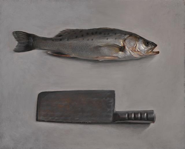 生活記憶系列 -魚和刀